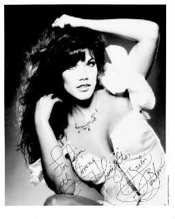 BARBI BENTON - AUTOGRAPHED INSCRIBED PHOTOGRAPH