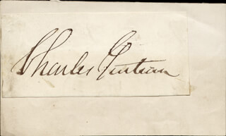 CHARLES J. GUITEAU - CLIPPED SIGNATURE