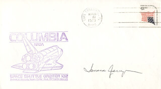 TAMARA TAMMY JERNIGAN - COMMEMORATIVE ENVELOPE SIGNED