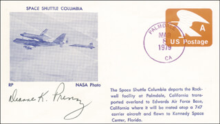 DIANNE K. PRINZ - COMMEMORATIVE ENVELOPE SIGNED