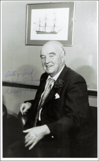 Autographs: CHARLES H. BEST - PHOTOGRAPH SIGNED