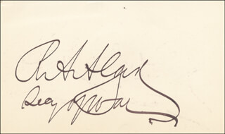 Autographs: RUSSELL A. ALGER - SIGNATURE(S)