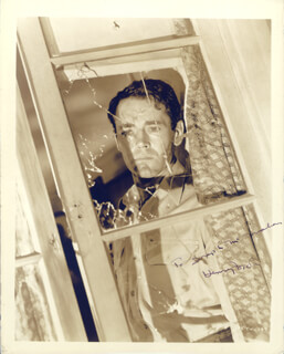 HENRY FONDA - AUTOGRAPHED INSCRIBED PHOTOGRAPH