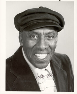 SCATMAN (BENJAMIN S.) CROTHERS - AUTOGRAPHED SIGNED PHOTOGRAPH