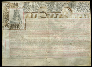 KING CHARLES II (GREAT BRITAIN) - DOCUMENT UNSIGNED 07/06/1660
