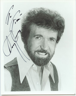SONNY JAMES - AUTOGRAPHED INSCRIBED PHOTOGRAPH