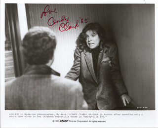 CANDY CLARK - AUTOGRAPHED SIGNED PHOTOGRAPH 1985