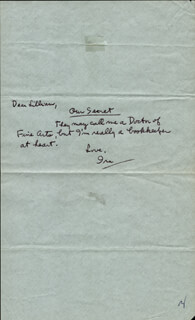 IRA GERSHWIN - AUTOGRAPH LETTER SIGNED