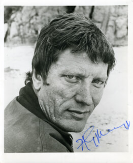 HANS MEYER - AUTOGRAPHED SIGNED PHOTOGRAPH