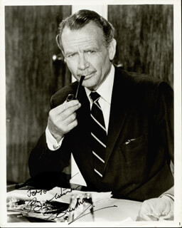 SIR JOHN MILLS - AUTOGRAPHED INSCRIBED PHOTOGRAPH