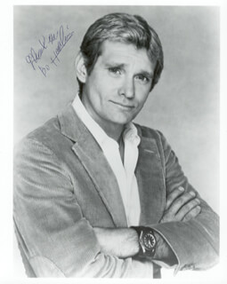 BO HOPKINS - AUTOGRAPHED SIGNED PHOTOGRAPH