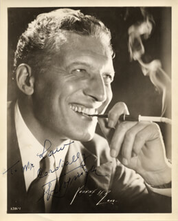 EZIO PINZA - AUTOGRAPHED INSCRIBED PHOTOGRAPH