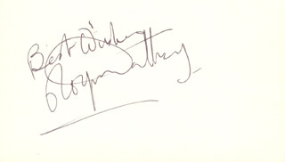 COA Roger Daltrey /'As Long As I Have You-The Who/' signed