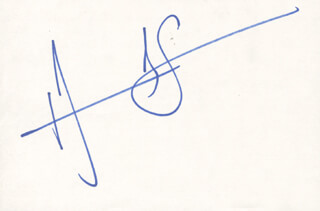 THE POLICE (ANDY SUMMERS) - AUTOGRAPH