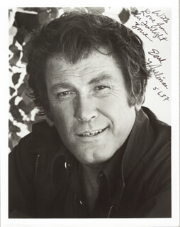 EARL HOLLIMAN - AUTOGRAPHED SIGNED PHOTOGRAPH 05/06/1987