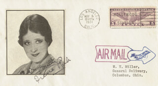 IRENE RICH - INSCRIBED ENVELOPE SIGNED 11/05/1931