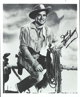 JOCK MAHONEY - AUTOGRAPHED SIGNED PHOTOGRAPH