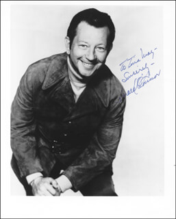 DONALD O'CONNOR - AUTOGRAPHED INSCRIBED PHOTOGRAPH