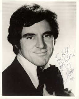 ANTHONY NEWLEY - AUTOGRAPHED INSCRIBED PHOTOGRAPH 1975