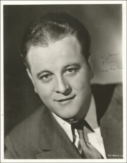 GENE AUSTIN - AUTOGRAPHED INSCRIBED PHOTOGRAPH