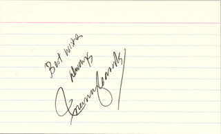 Autographs: ROSIE (ROSEMARY) CASALS - AUTOGRAPH SENTIMENT SIGNED