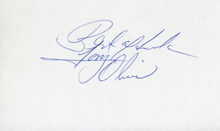 TONY OLIVA - AUTOGRAPH SENTIMENT SIGNED