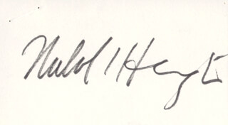 MICHAEL J. HARRINGTON - AUTOGRAPH