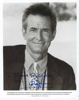 ANTHONY PERKINS - AUTOGRAPHED INSCRIBED PHOTOGRAPH