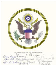 Autographs: THE WARREN E. BURGER COURT - ILLUSTRATION SIGNED CO-SIGNED BY: ASSOCIATE JUSTICE BYRON R. WHITE, CHIEF JUSTICE WARREN E. BURGER, ASSOCIATE JUSTICE LEWIS F. POWELL JR., ASSOCIATE JUSTICE SANDRA DAY O'CONNOR, ASSOCIATE JUSTICE WILLIAM J. BRENNAN JR., ASSOCIATE JUSTICE THURGOOD MARSHALL, CHIEF JUSTICE WILLIAM H. REHNQUIST, ASSOCIATE JUSTICE HARRY A. BLACKMUN, ASSOCIATE JUSTICE JOHN PAUL STEVENS