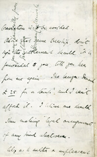 HERMAN CHARLES MERIVALE - AUTOGRAPH LETTER SIGNED 10/10/1878