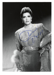 SUSAN HOWARD - AUTOGRAPHED SIGNED PHOTOGRAPH