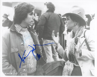 HENRY THE FONZ WINKLER - AUTOGRAPHED SIGNED PHOTOGRAPH 1986