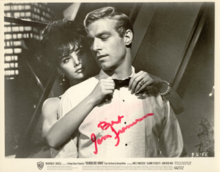 JAMES FRANCISCUS - AUTOGRAPHED SIGNED PHOTOGRAPH