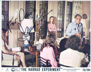JAMES WHITMORE - AUTOGRAPHED INSCRIBED PHOTOGRAPH