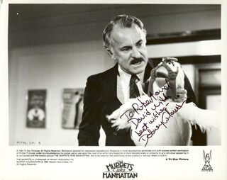 DABNEY COLEMAN - AUTOGRAPHED INSCRIBED PHOTOGRAPH