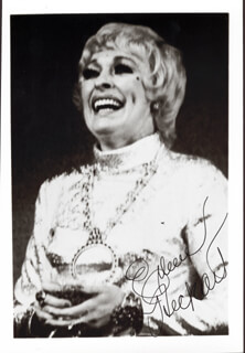 EILEEN HECKART - AUTOGRAPHED SIGNED PHOTOGRAPH