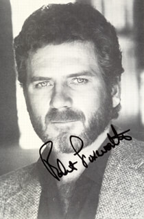 ROBERT FOXWORTH - AUTOGRAPHED SIGNED PHOTOGRAPH  - HFSID 75648