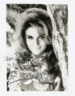 ANN-MARGRET - AUTOGRAPHED INSCRIBED PHOTOGRAPH  - HFSID 75693