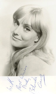 BELINDA CARROLL - AUTOGRAPHED INSCRIBED PHOTOGRAPH