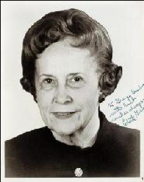 EDITH GREEN - AUTOGRAPHED INSCRIBED PHOTOGRAPH