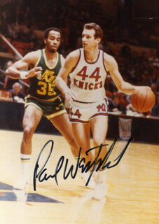 PAUL WESTPHAL - AUTOGRAPHED SIGNED PHOTOGRAPH
