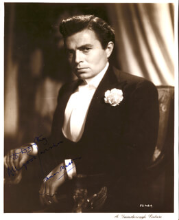 JAMES MASON - AUTOGRAPHED INSCRIBED PHOTOGRAPH