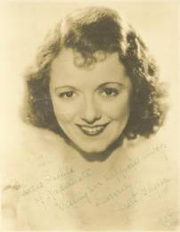 JANET GAYNOR - AUTOGRAPHED INSCRIBED PHOTOGRAPH 1934