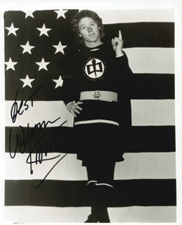 WILLIAM KATT - AUTOGRAPHED SIGNED PHOTOGRAPH