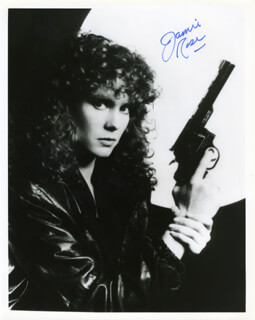 JAMIE ROSE - AUTOGRAPHED SIGNED PHOTOGRAPH