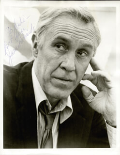 JASON ROBARDS JR. - AUTOGRAPHED INSCRIBED PHOTOGRAPH