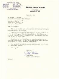 JOHN GLENN - TYPED LETTER SIGNED 03/26/1980