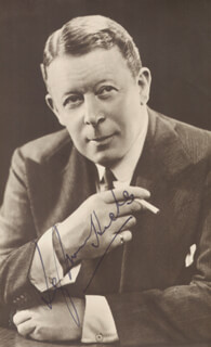 SEYMOUR HICKS - PICTURE POST CARD SIGNED