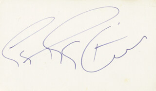 EARTHA KITT - AUTOGRAPH