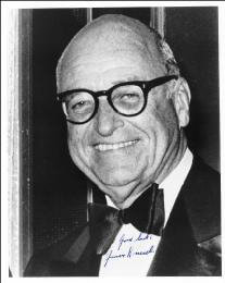 JAMES ROOSEVELT - AUTOGRAPHED SIGNED PHOTOGRAPH